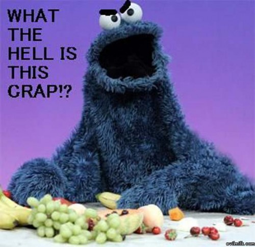 Cookie Monster - WTH